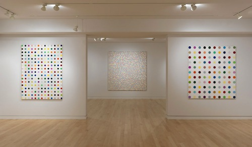 Spot Paintings by Damien Hirst: Incredibly Boring