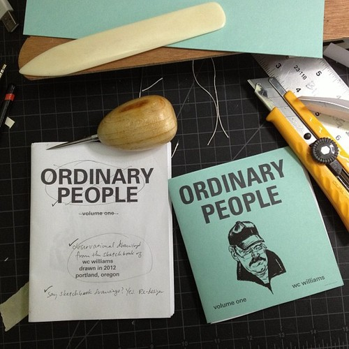 Final Prototype: Ordinary People, volume one