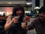 It's not a convention until you've had ridiculous drinks at the hotel bar!